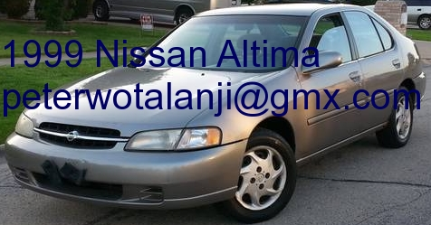 1999 Nissan Altima used cars for sale Oaklawn, Illinois $2,250